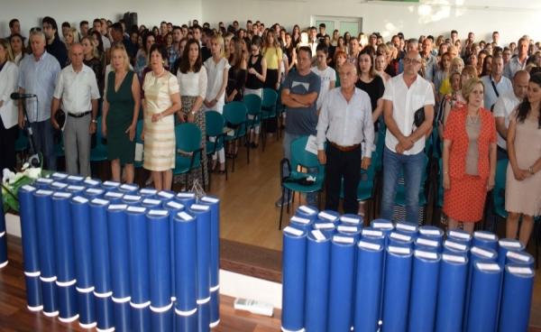 Svečana dodjela diploma maturantima i maturanticama Srednje medicinske škole Mostar